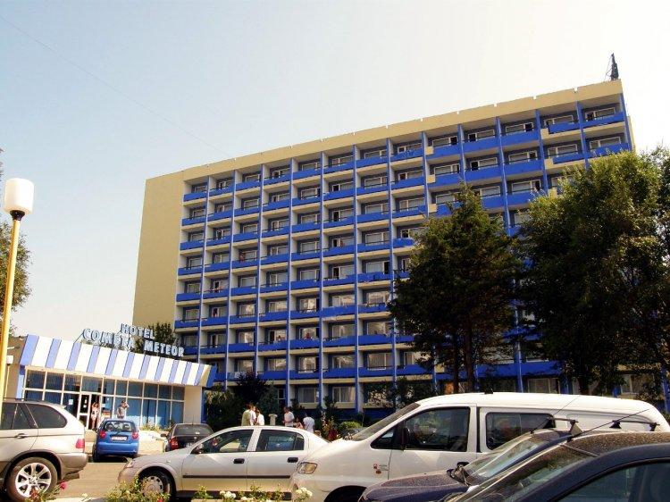 Romania Travel Meteor Hotel Jupiter